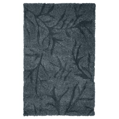 Northumberland Hand-Woven Blue Area Rug Rug Size: 8 x 10
