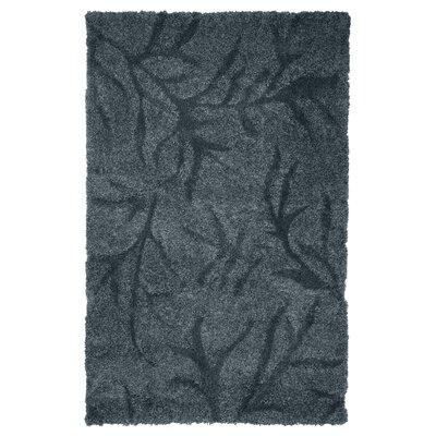 Northumberland Hand-Woven Blue Area Rug Rug Size: 4 x 6