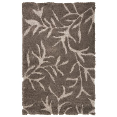 Northumberland Hand-Woven Brown Area Rug Rug Size: 4 x 6