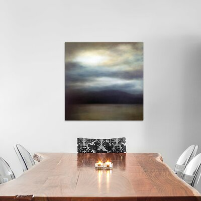 Space to Breathe Painting Print on Wrapped Canvas Size: 12