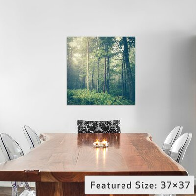 Alcott Hill Inner Peace Photographic Print on Wrapped Canvas
