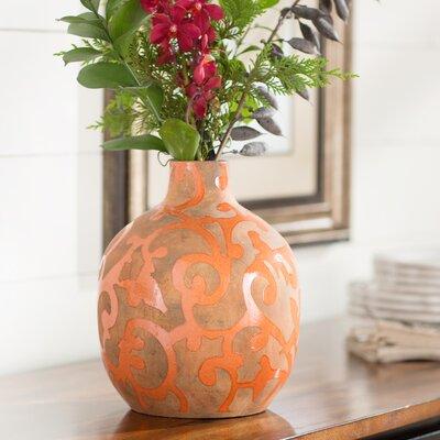 Downer Short Vase