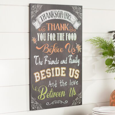 Alcott Hill Thanksgiving Word Picture