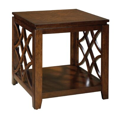 Blue Hills End Table