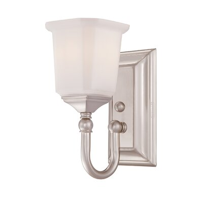 Adelphi 1-Light Bath Sconce