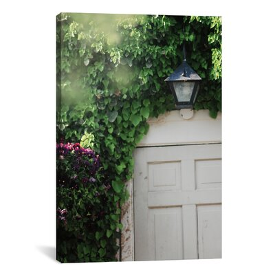 In the Garden Photographic Print on Wrapped Canvas Size: 12