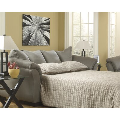 Huntsville Sofa Bed Sleeper Upholstery: Cobblestone