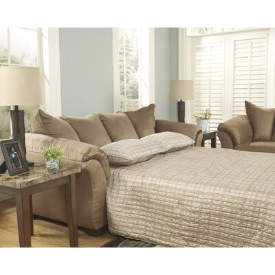 Huntsville Sofa Bed Sleeper Upholstery: Mocha