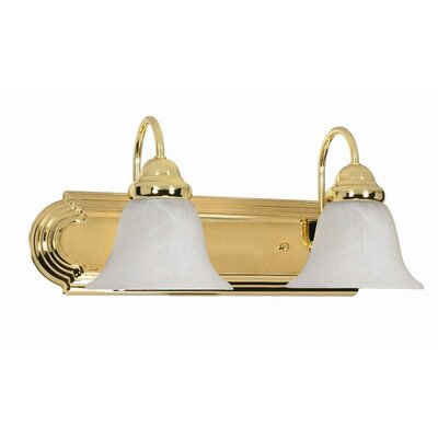 Melrose 2-Light Vanity Light