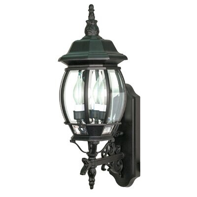 Mackintosh Outdoor Wall Lantern