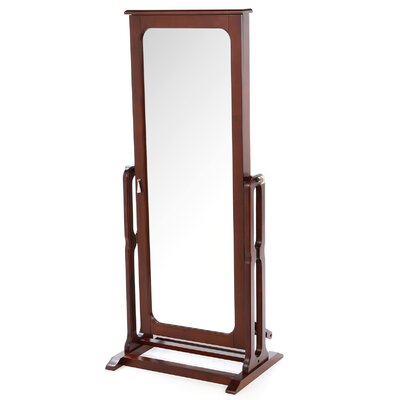 Gonson Cheval Jewelry Armoire with Mirror