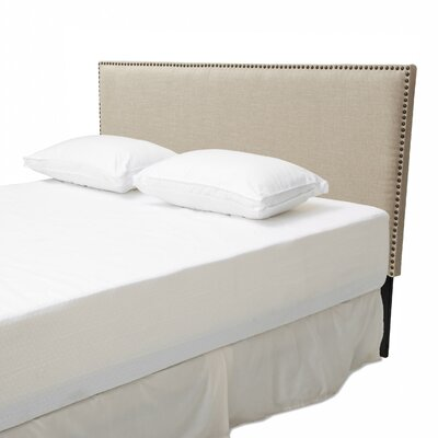 Lawrence California King Upholstered Panel Headboard