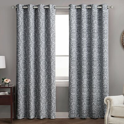 Alcott Hill Pinckney Blackout Curtain Panels