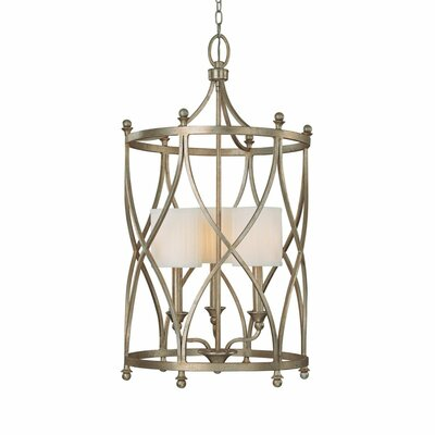 Ellicott Mills 3-Light Foyer Pendant