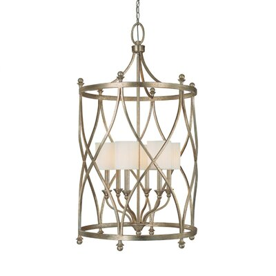 Ellicott Mills 6-Light Foyer Pendant