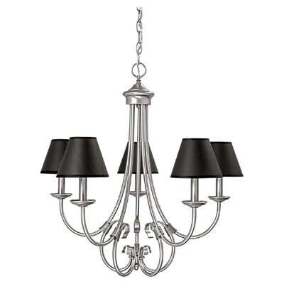 Selby 5-Light Shaded Chandelier