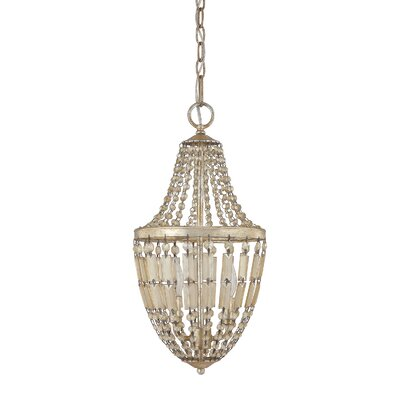 Ellicott Mills 2-Light Foyer Pendant