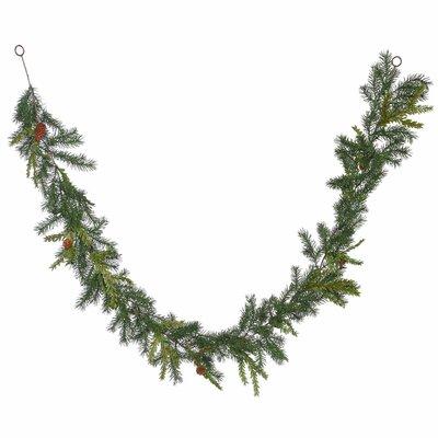 Alcott Hill Hemlock Angel Pine Artificial Christmas Garland Unlit