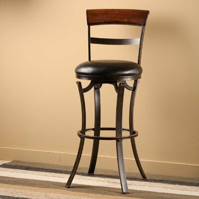 Sprecher 26 Swivel Bar Stool