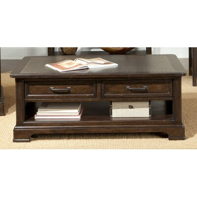 Medlin Coffee Table with Storage