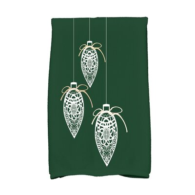 Holiday Wishes Hand Towel