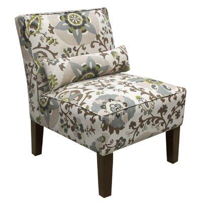 Thurston Slipper Chair Upholstery: Silsila Rhinestone