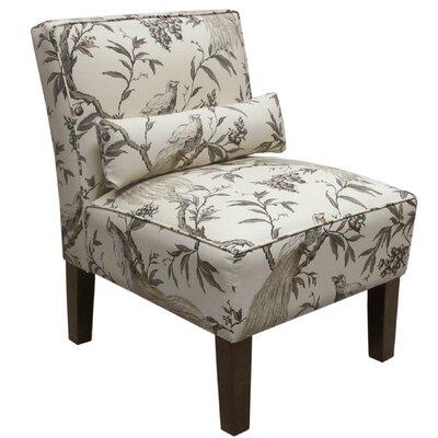 Thurston Slipper Chair Upholstery: Roberta Winter