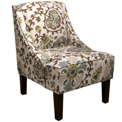 Thurston Swoop Arm Chair