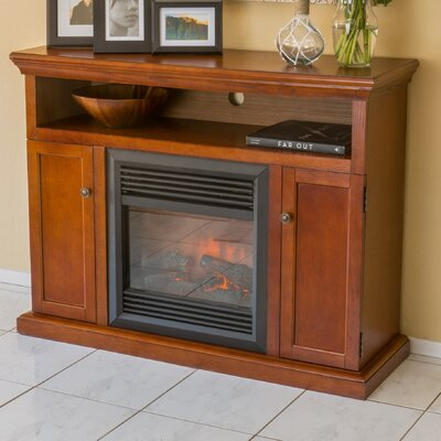 Fenland Electric Fireplace