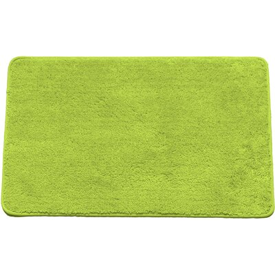 Arata Bath Rug Color: Lime