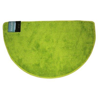 Arata Slice Rug Color: Lime