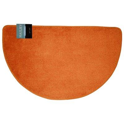 Arata Slice Rug Color: Orange