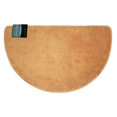 Arata Slice Bath Rug Color: Gold