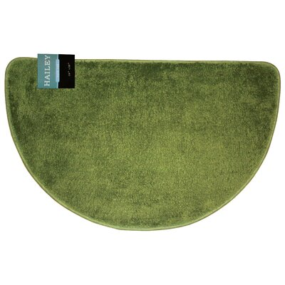 Arata Slice Rug Color: Olive