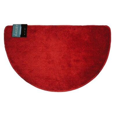 Arata Slice Rug Color: Burgundy