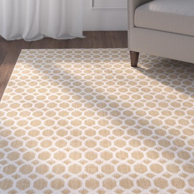 Alcott Hill Casper Neutral Indoor/Outdoor Area Rug