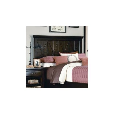 Rockton Panel Headboard Size: King
