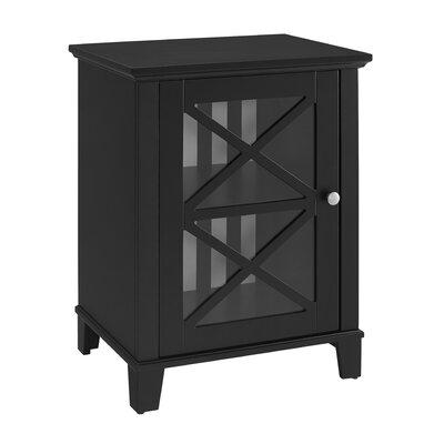 Bridwell Stripe Cabinet