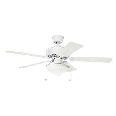 Borgen 52 Select 5-Blade Patio Ceiling Fan