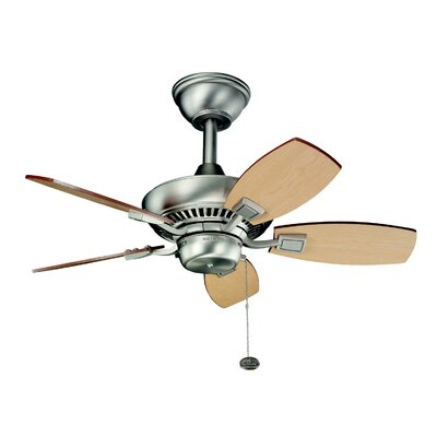 30 Carbondale 5-Blade Ceiling Fan