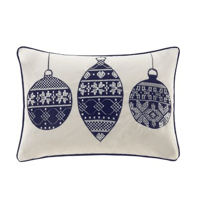 Ornament Oblong Lumbar Pillow