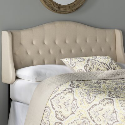 Bolivia Upholstered Wingback Headboard