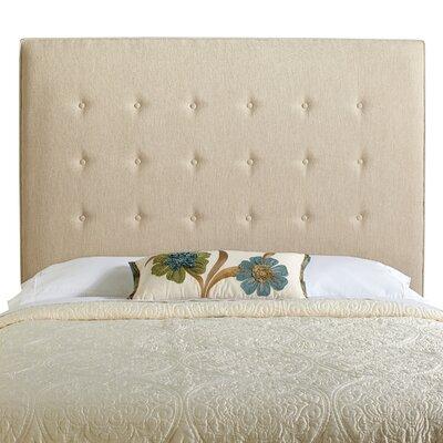 Dublin Upholstered Panel Headboard Size: Tall Full