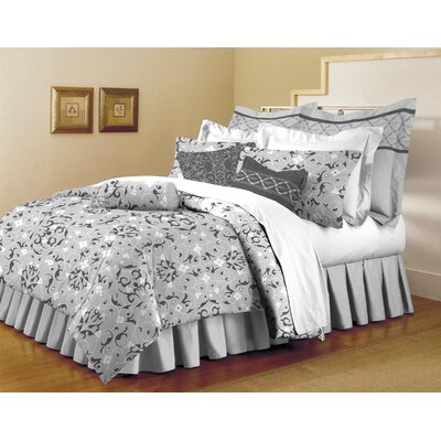 Richmondville 5 Piece Comforter Set Size: King