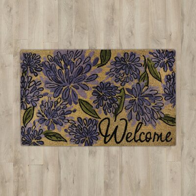 Savannah Heights Bloom Puffs Doormat