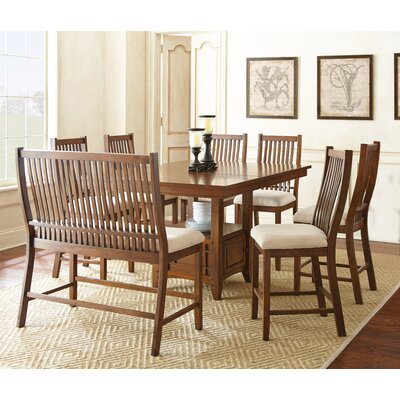 Quaker 8 Piece Dining Set
