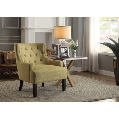 Royersford Armchair Upholstery: Mustard