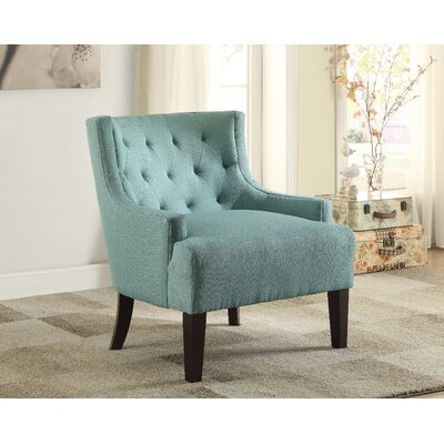 Royersford Arm Chair Upholstery: Teal