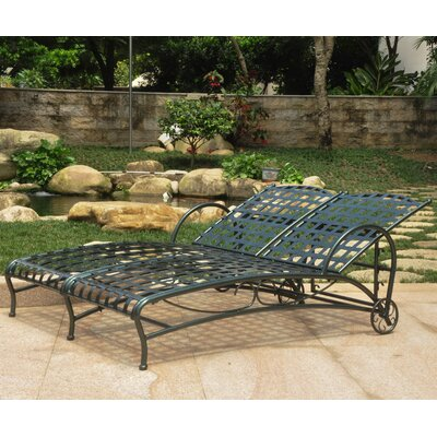 Schilling Double Chaise Lounger