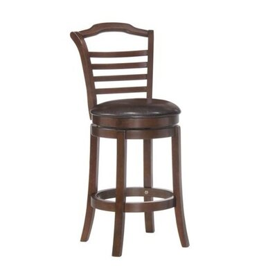 Rohrsburg 24 Swivel Bar Stool